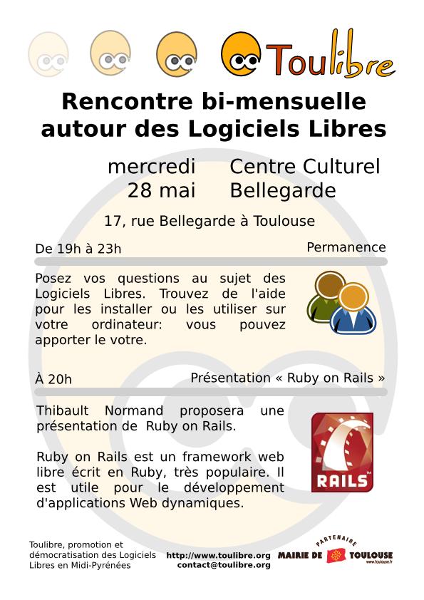 rencontre libre Toulouse